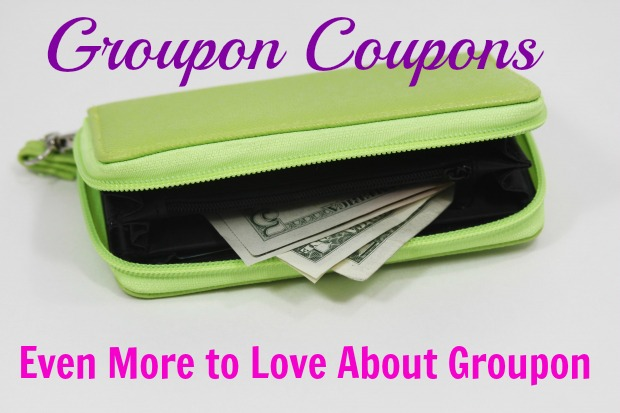 Groupon Coupons - Even More to Love About Groupon