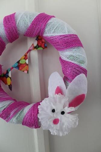 Easter Bunny Wreath6