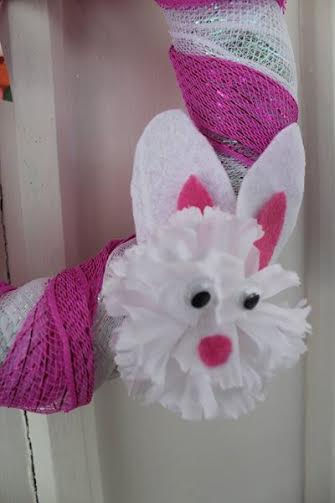Easter Bunny Wreath8