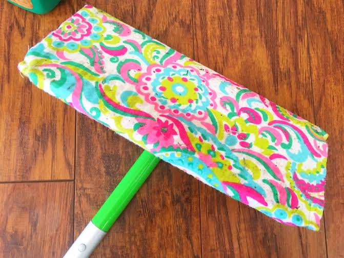 DIY Resuable Swiffer Pads8