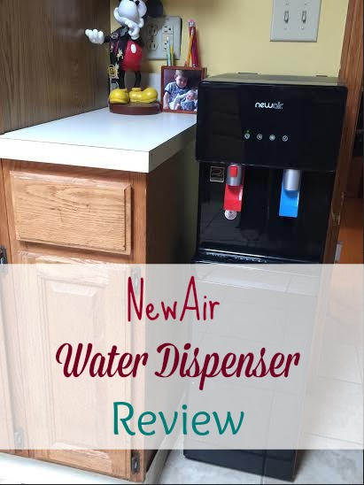 NewAir water dispenser review