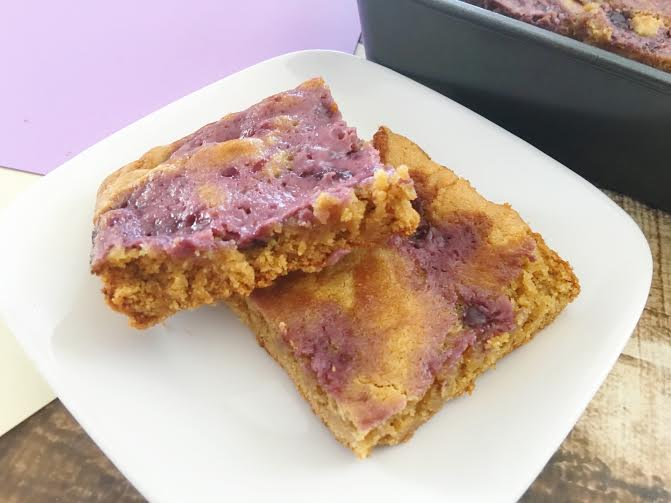 Peanut Butter and Jelly Bars5