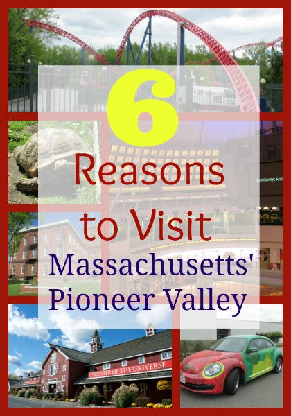 6 Reasons to Visit Massachusetts Pioneer Valley