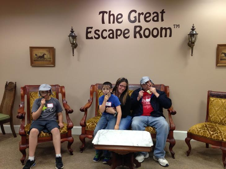 Our Adventure at The Great Escape Room, Providence RI