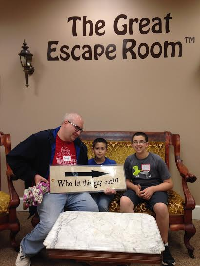 Great Escape Room1