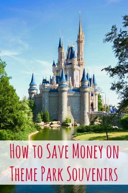 How to Save Money on Theme Park Souvenirs