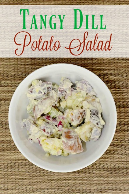 Tangy-Dill-Potato-Salad Recipe
