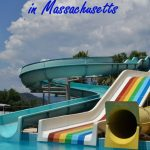 water slides in New England