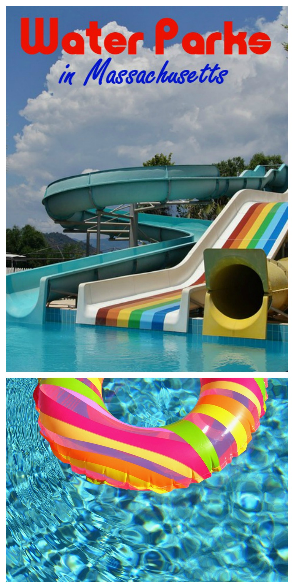 Beat the heat this summer by visiting these Water Parks in Massachusetts!