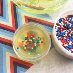 This patriotic lip balm is easier to make than you think. It makes a great party favor, too!