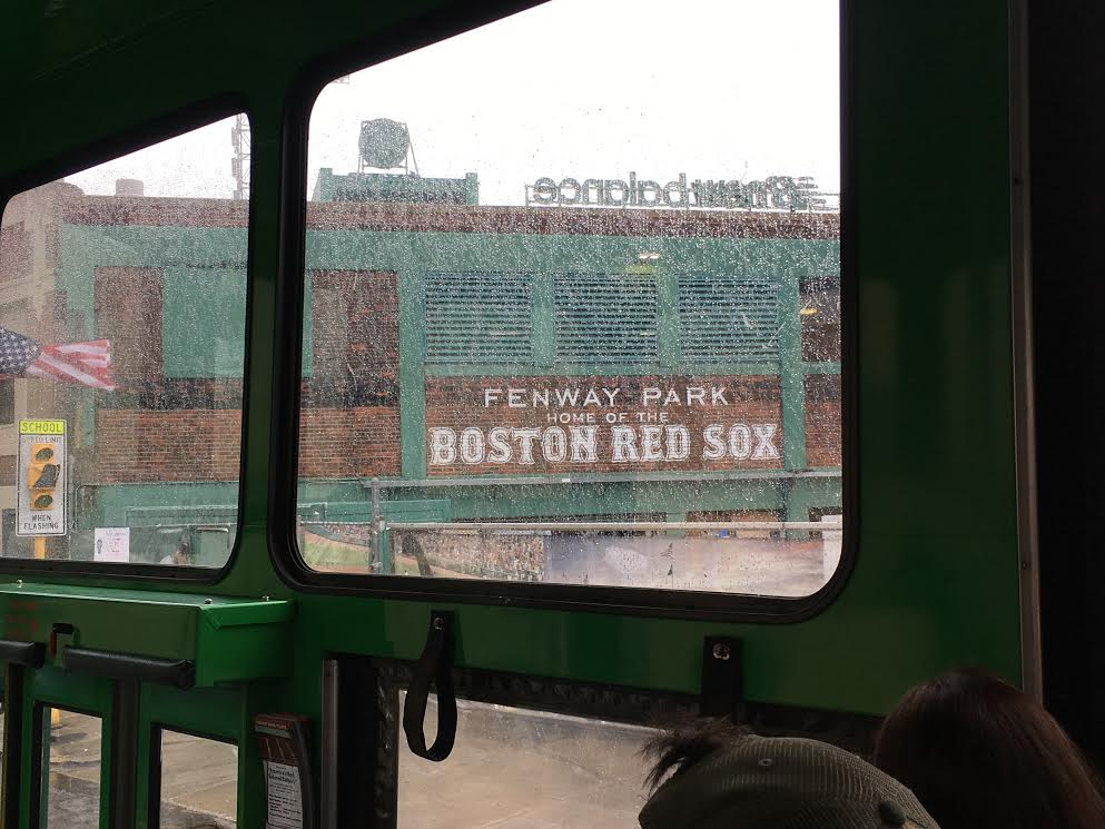 If Youre Planning On Visiting Boston Spend A Day The Old Save Fenway Park
