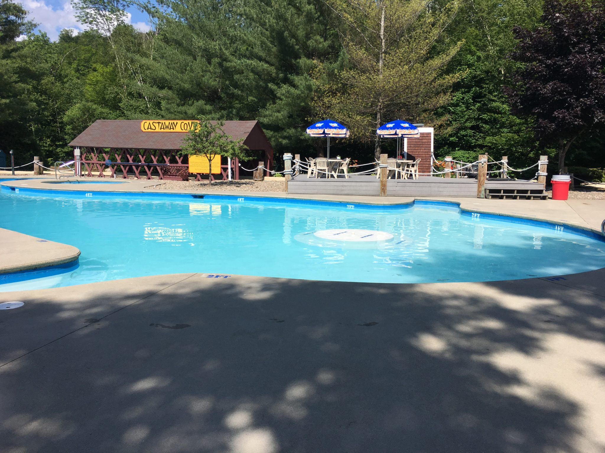 Whale's Tale Waterpark is the best place in the White Mountains to slide, swim and splash!
