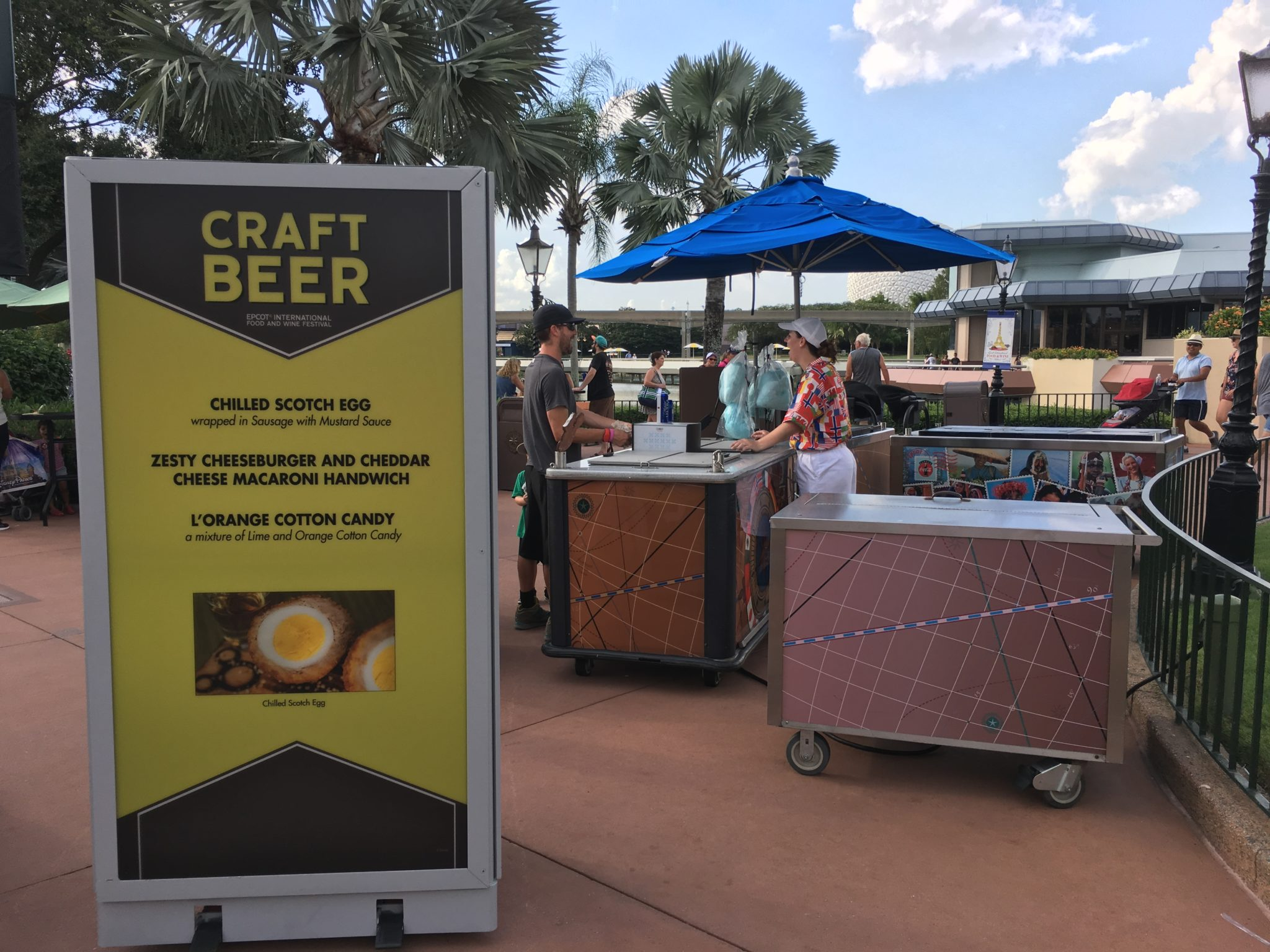 Here is everything you need to know before you go to Disney World's 2017 International Food & Wine Festival, which is a food lover's paradise.