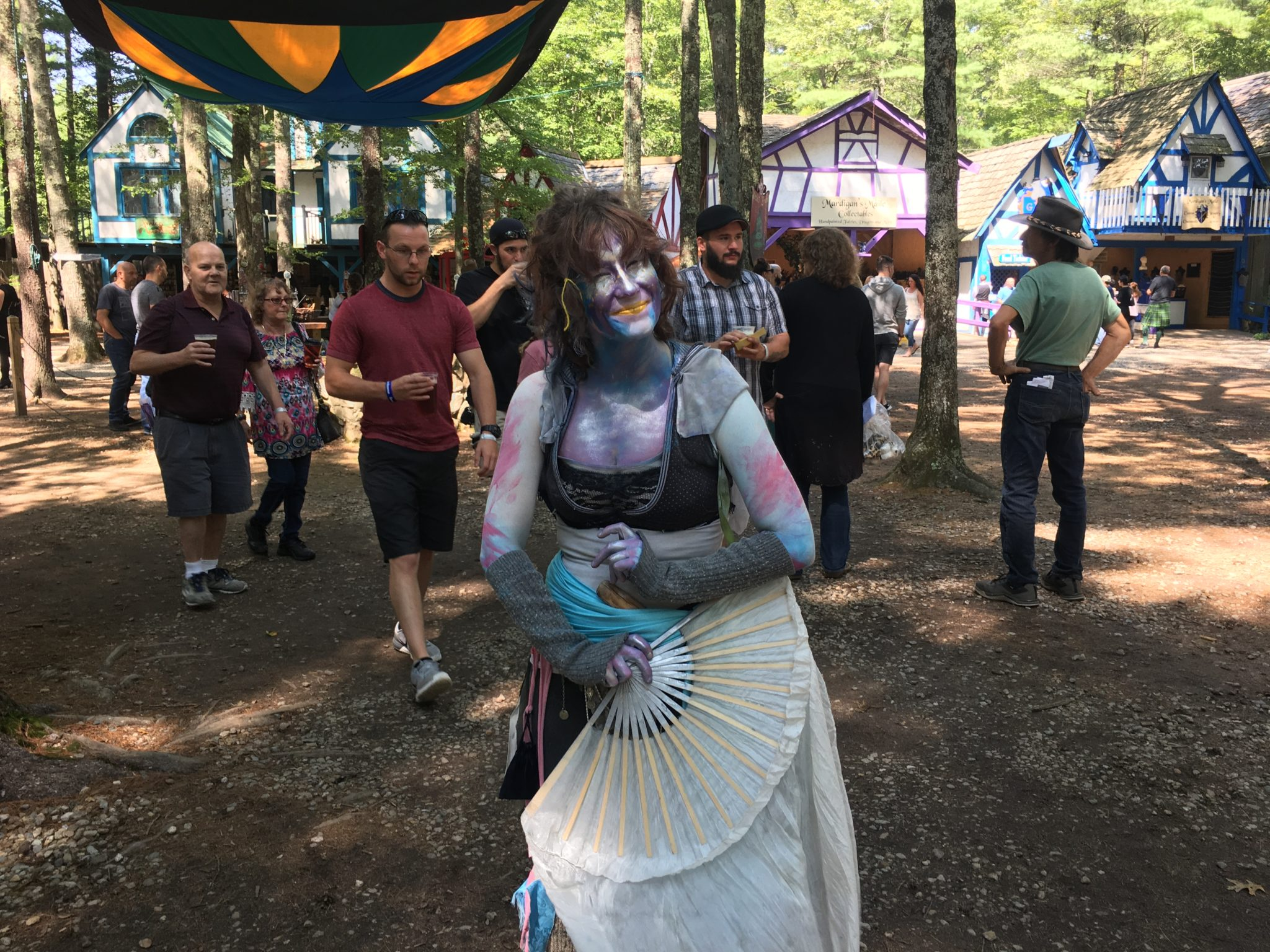 Cosplay galore at King Richard's Faire!
