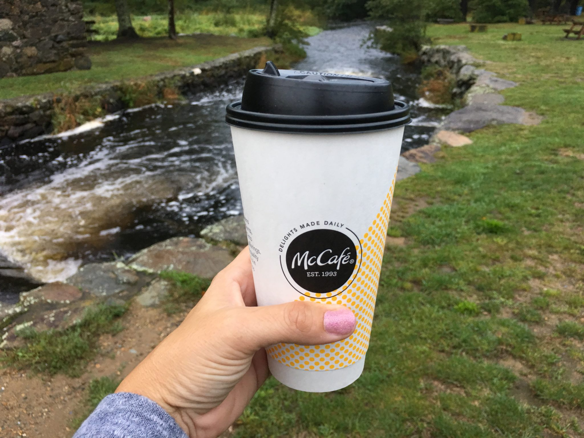 Celebrate the Relaunch of McDonald's McCafé Beverages With Delicious Lattes and Mochas! The quality is outstanding and you can't beat the price!