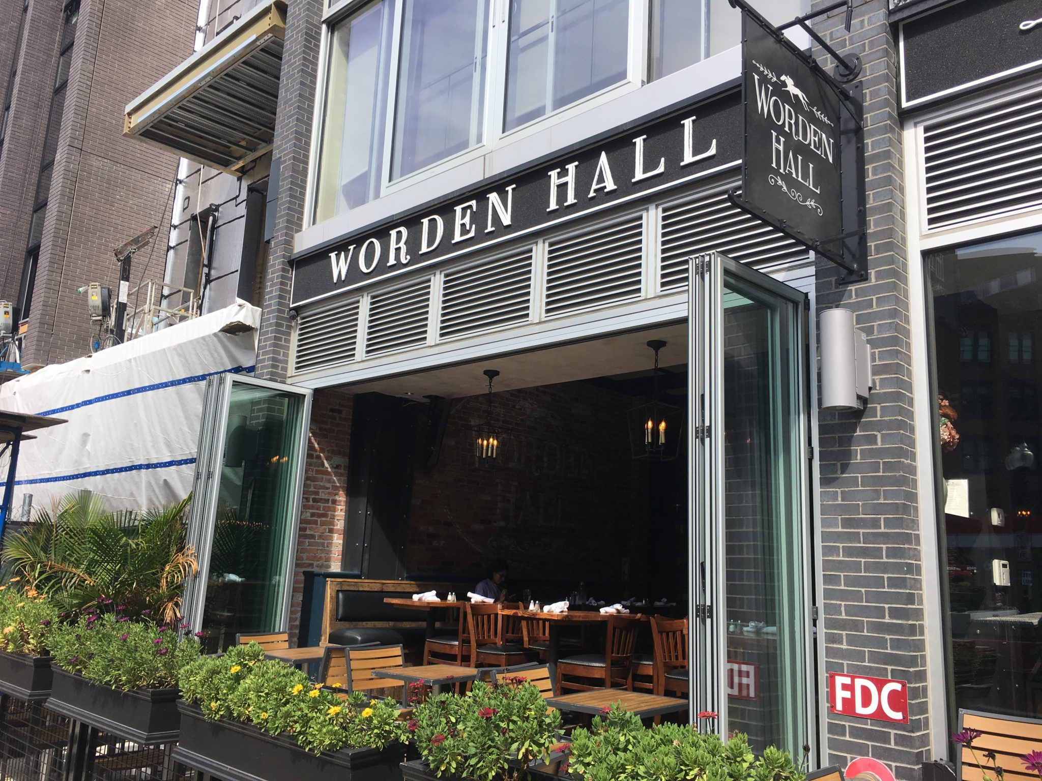 Stop into Worden Hall for delicious meal in South Boston. Visit them for lunch, dinner or brunch, this restaurant in southie is sure to please