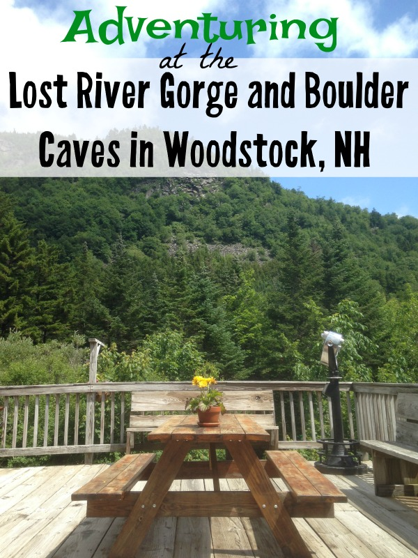 The Lost River Gorge and Boulder Caves in Woodstock, NH is an adventure that you and your family will never forget. Hike, climb and explore all day long!