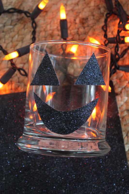 If you are hosting a Halloween party this year or just even want a fun decoration for your house, try this Easy Dollar Store Glowing Pumpkin Craft.