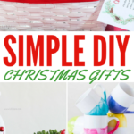 Have some fun this year and take the stress of buying gifts out of the mix. Make some simple DIY Christmas gifts that everyone will love.