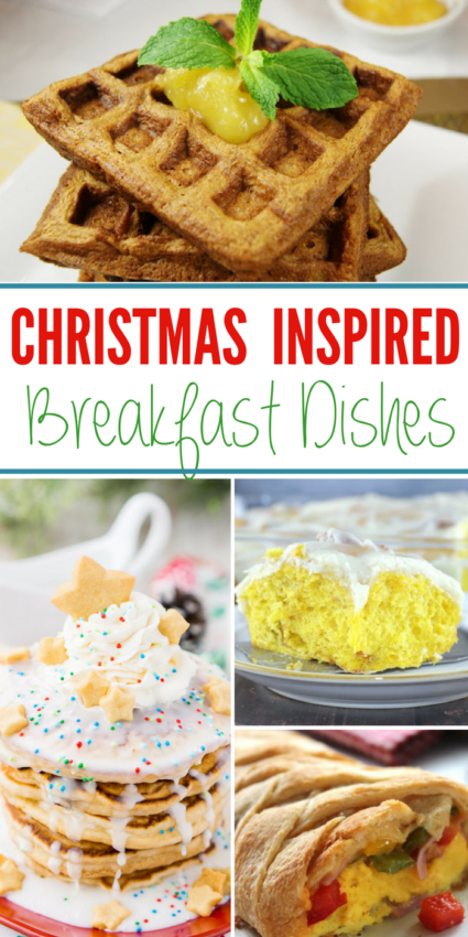 Make a warm and hearty breakfast to serve up to your family on Christmas morning with these Christmas Breakfast Dishes. Many can be made ahead, too!
