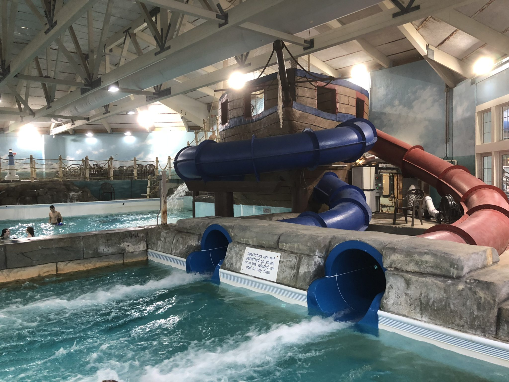 Located in the heart of Cape Cod, The Cape Codder Resort and Spa makes a wonderful spot for a family getaway with their indoor water park and more!