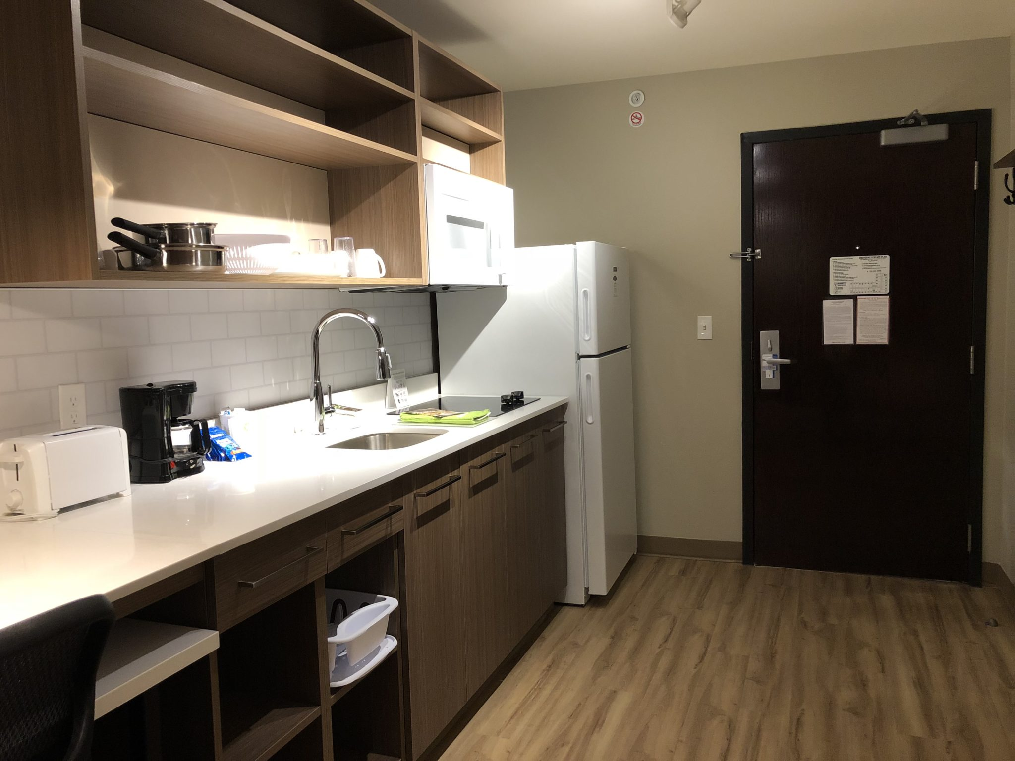 In the newly remodeled Extended Stay America in East Providence, RI, they have re-imagined everything to provide you with the best stay possible.