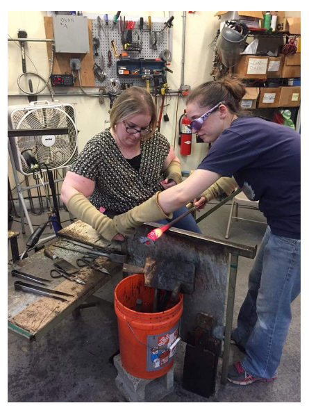 Experiences, rather than material things, are a true gift. A Glass Blowing workshop is a fun and unique way to try something new and have fun doing it.
