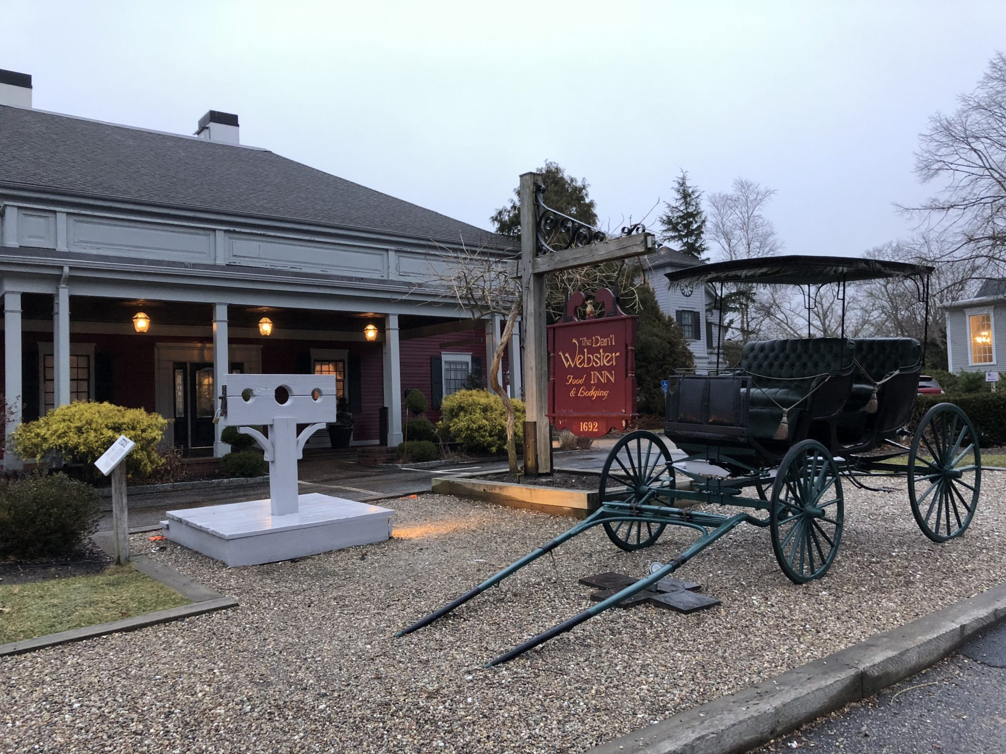 The Dan'l Webster Inn & Spa is the perfect destination for your Cape Cod vacation, business gathering, wedding or simply a quick Cape Cod getaway.