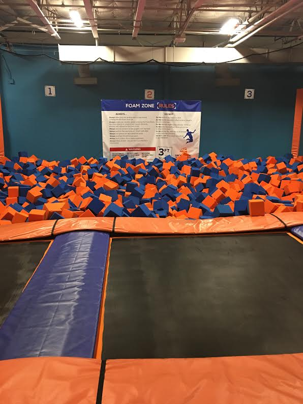 Let the kids bounce their hearts out at this indoor trampoline park. Tickets are sold in hour blocks and they will have a blast being active and having fun.