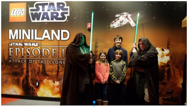 Star Wars MINILAND is the newest addition to the LEGOLAND Discovery Center in Boston. For Star Wars fans, this is a display not to be missed!
