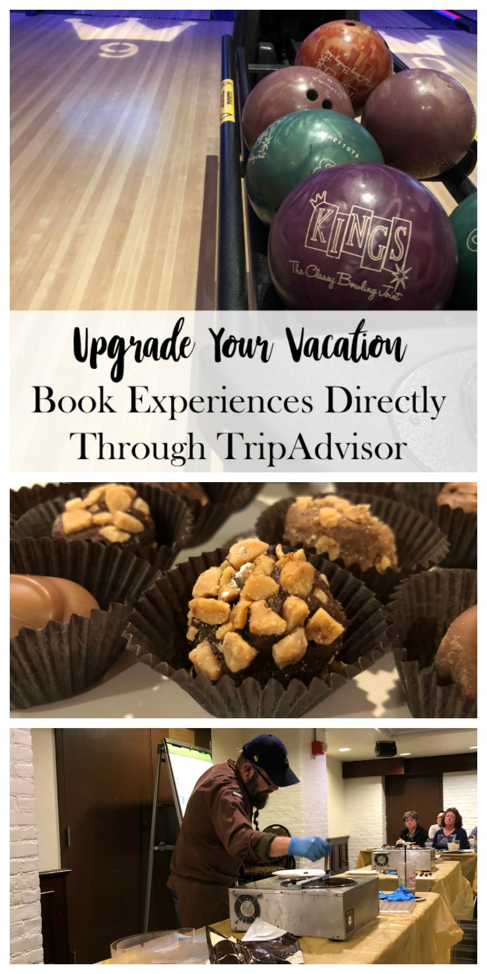 Upgrade Your Trip By Booking Experiences Directly Through TripAdvisor! They offer more than 56,000 bookable experiences in 2,500 destinations worldwide and with that many experiences it's safe to say there is something for everyone.