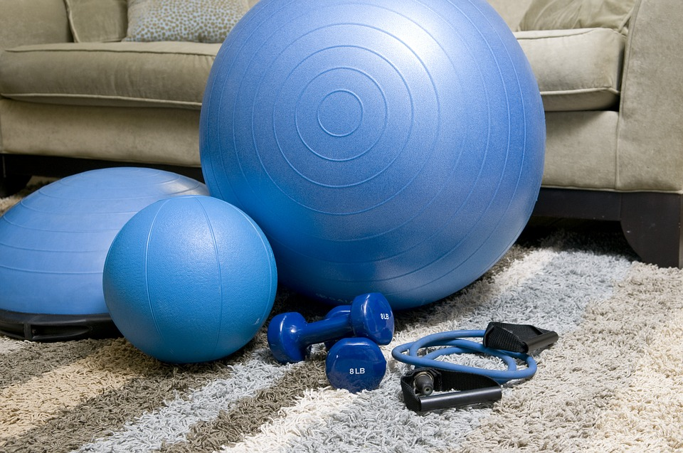 A home gym is one of the best ways for your family to create and stick to a daily workout routine. It's much easier and cheaper to find ways to workout at home.