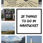 There is so much history to be enjoyed in Nantucket and I sure hope you'll think about planning a summer trip to Nantucket soon. To help you start planning your getaway, here are 25 Things to do in Nantucket!