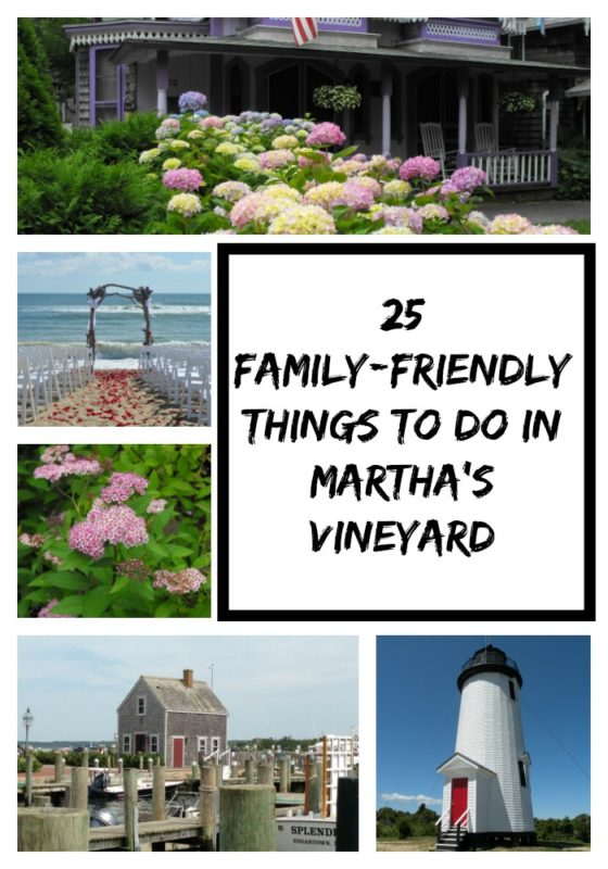 There are so many can't miss things to do in Martha's Vineyard, a beautiful island in Massachusetts just south of Cape Cod. Here are 25 things to do in Martha's Vineyard to assist you in planning your vacation to Martha's Vineyard.