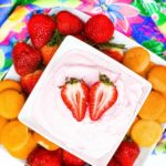 This Sonic Strawberry Shake Dip is the best thing you'll eat all summer. It's so easy to make and super yummy. Impress your friends with this great recipe!