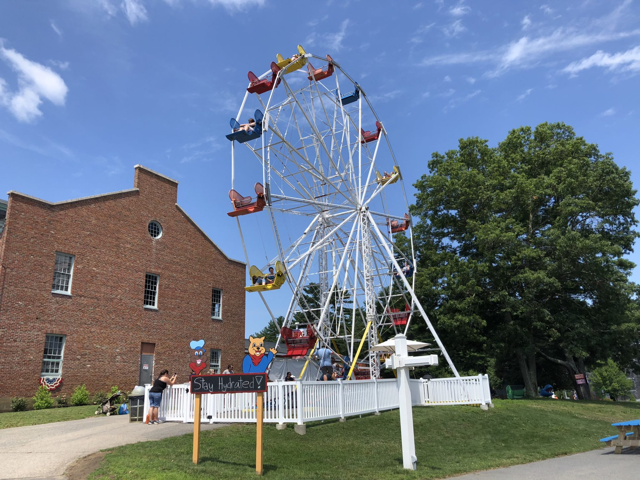 A visit to Edaville Family Theme Park is a fun way to spend the day with your family. Admission includes Thomas Land, Dino Land, all rides & attractions.