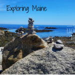 There is a lot to see and do in the state of Maine. From Stephen King's house to lighthouses to lots of wildlife! Here are a few ideas for your next trip!