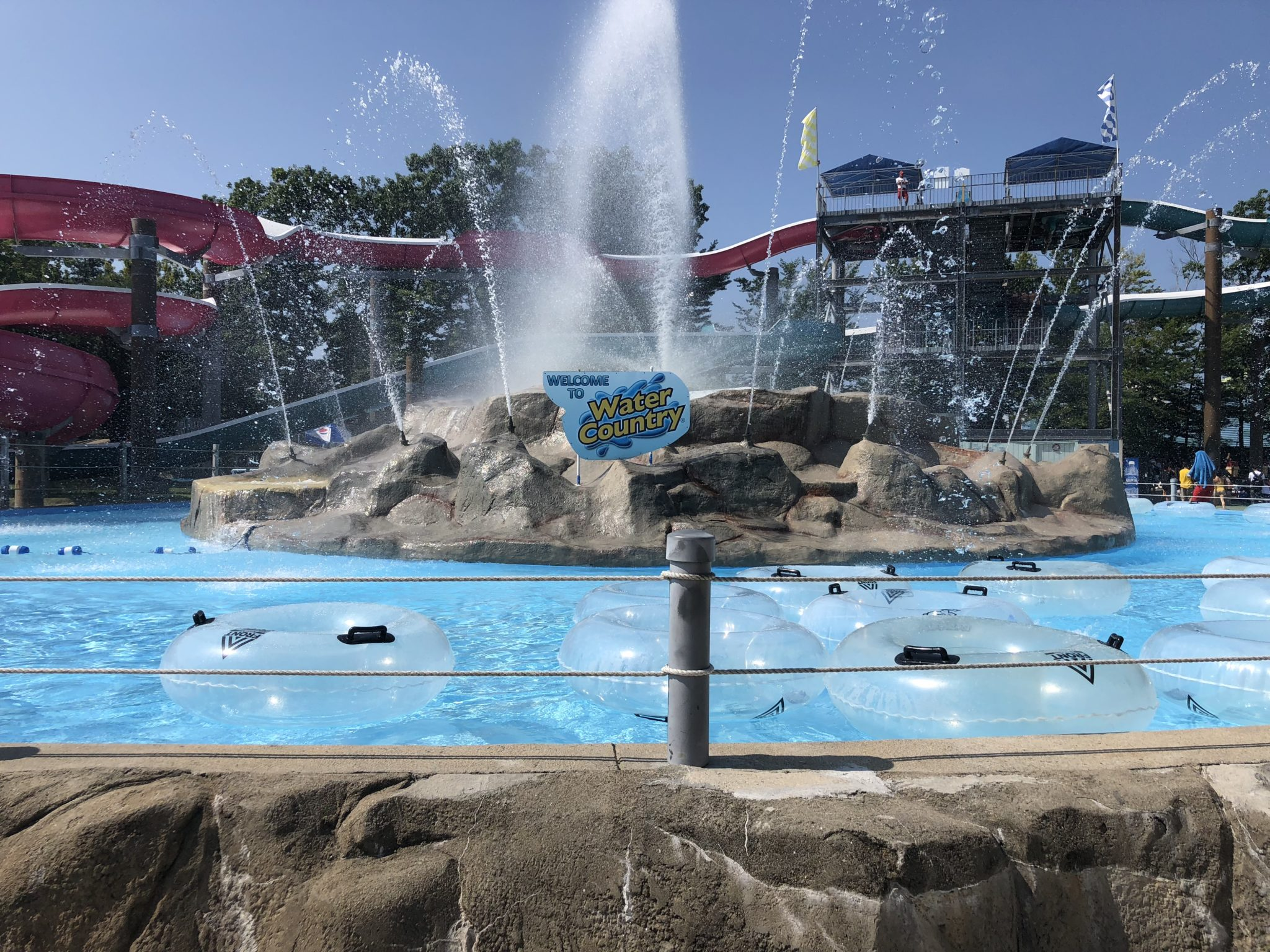 The Summer is Already Half Over, don't Miss Out on Going to Water Country in Portsmouth, NH this summer. It's New England's favorite water park!