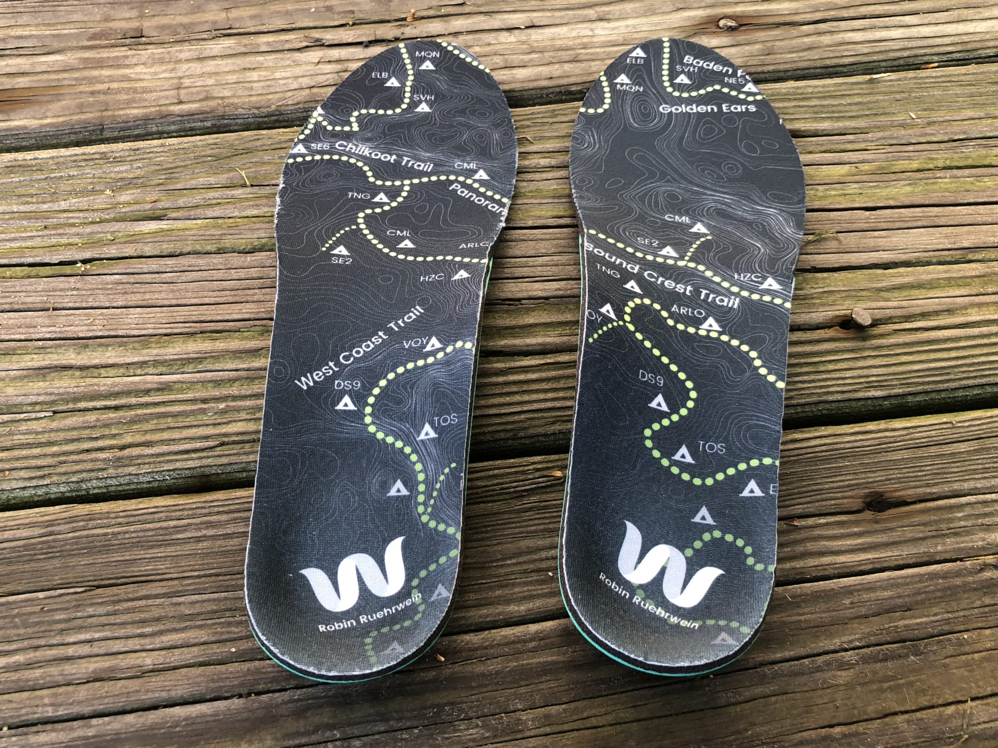 Wiivv custom insoles distribute pressure and loading across the entire foot, reduce ankle rotation and keep you aligned from the ground up!
