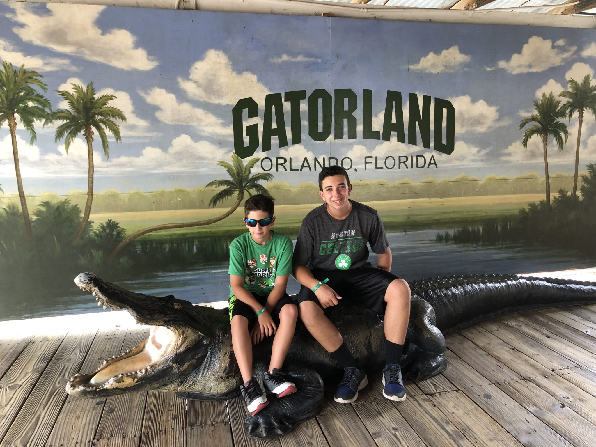 If you are looking for a fun day of making memories with your family in Orlando, head to Gatorland. There's a lot more there than just gators!