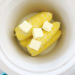 Looking for a new way to make corn on the cob? Slow Cooker Corn on the Cob is so easy to make and the corn comes out so soft and juicy!