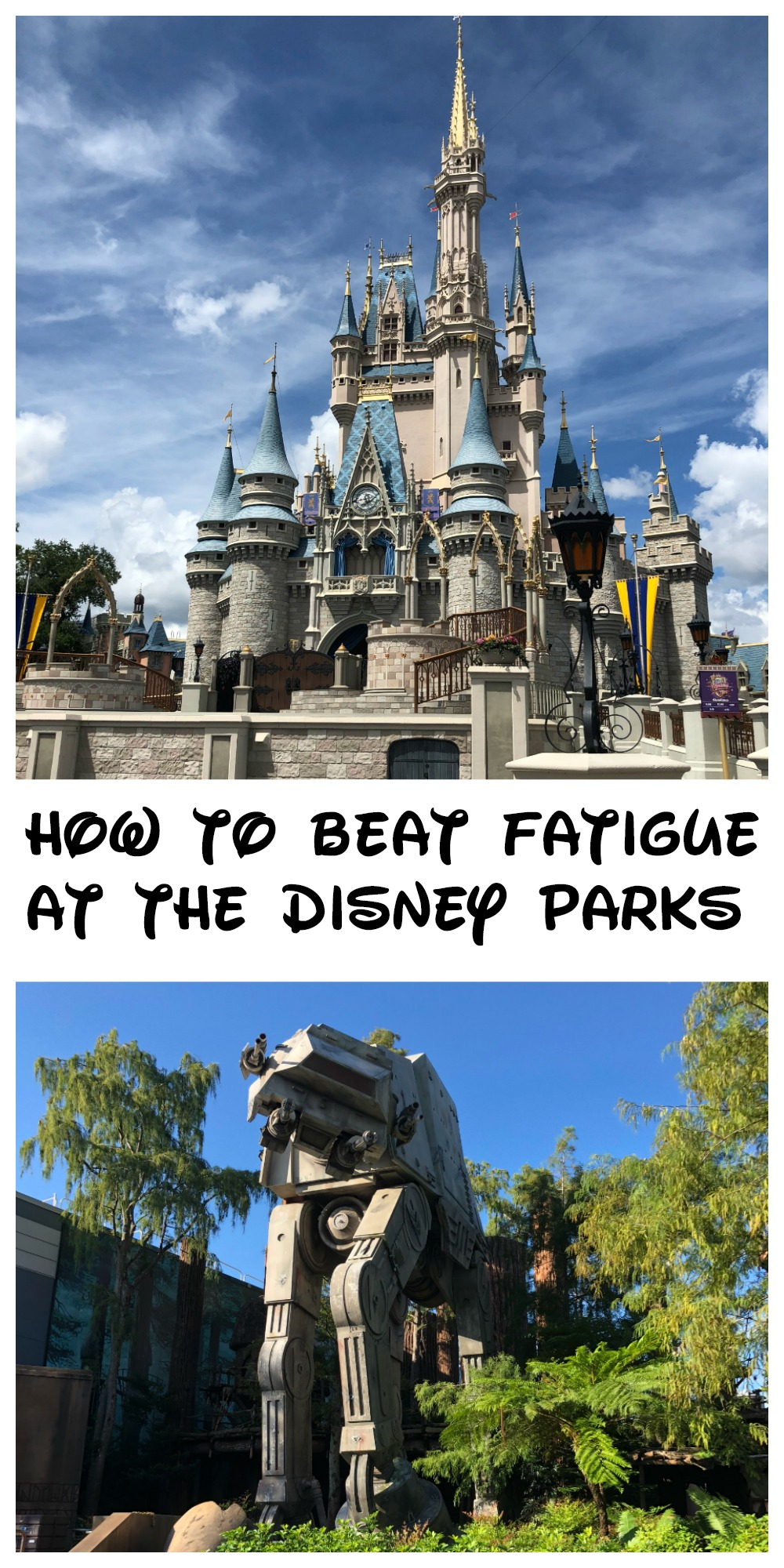 Don't let sensory overload ruin your family's Walt Disney World Vacation. Prepare for the inevitable with this advice on how to beat Disney park fatigue.