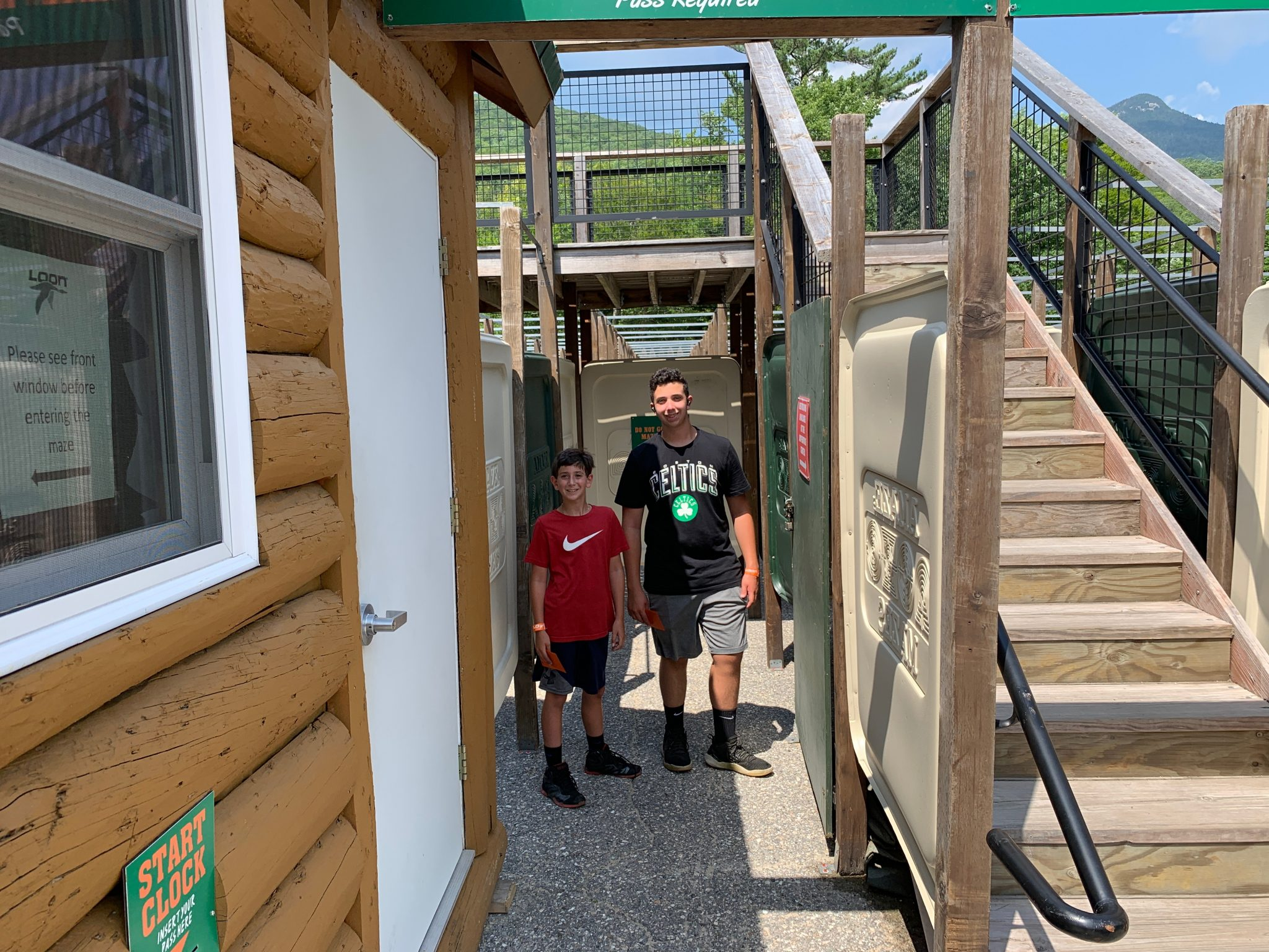 Head to Loon Mountain for your next summer adventure. Zipline over the Pemi River, ride the scenic gondola skyride and much more at the adventure center.