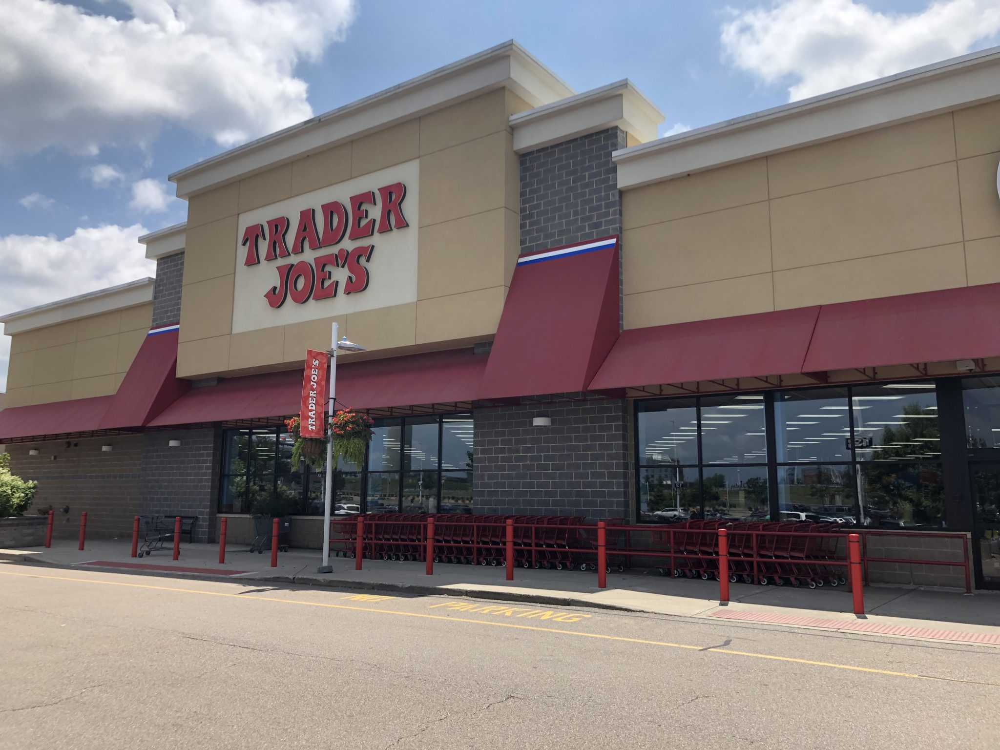 I shop at Trader Joe's for the low prices and the fun finds you can't get anywhere else. Read on to see why you should too!