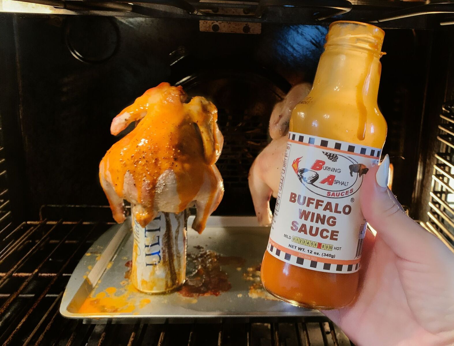 Not only are these Buffalo Beer Can Cornish Hens easy to make, but they are so flavorful, tender and juicy. If you're looking for an easy weeknight meal idea, this recipe should do quite nicely!