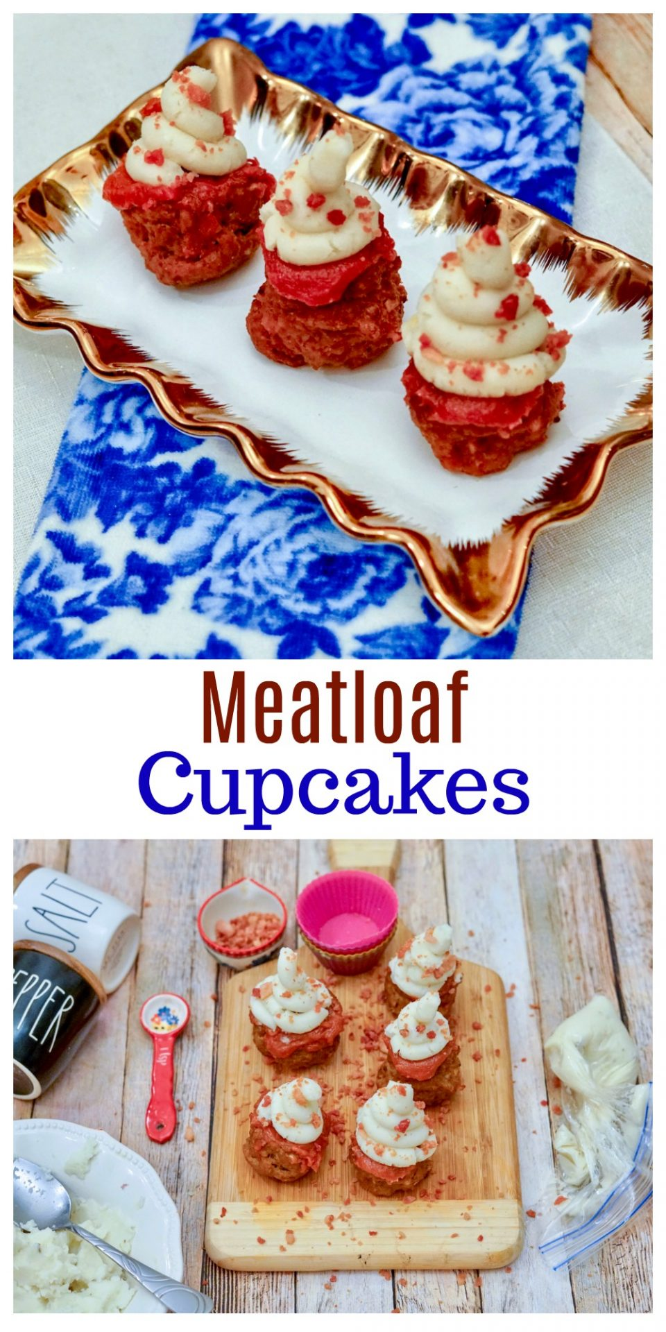 Have you ever made Meatloaf Cupcakes? They are a fun twist on a classic meal. This easy recipe will surely be a family favorite for many years to come.